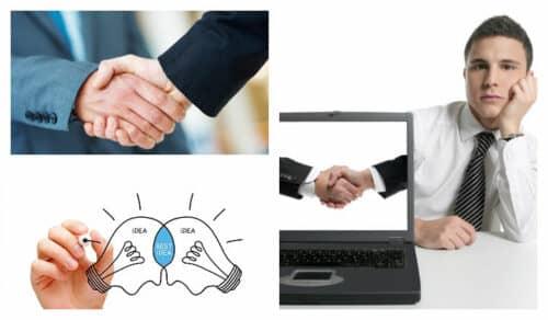 Партнер по бизнесу