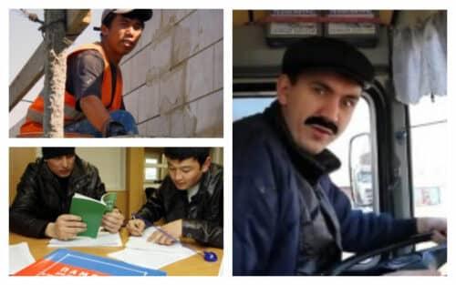 Иностранный работник