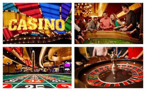 Игорный бизнес казино