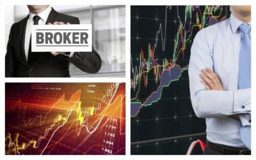 Открытие брокерского счета и торговля на бирже