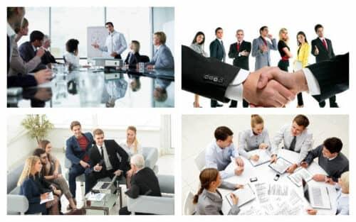 Ведение переговоров и работа в команде
