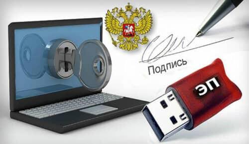 Как получить ЭЦП (электронную подпись)? Регистрация на торговых площадках