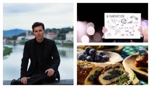 Павел Дуров про бизнес