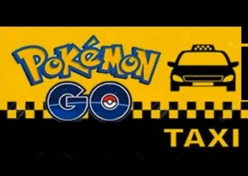 Pokemon такси