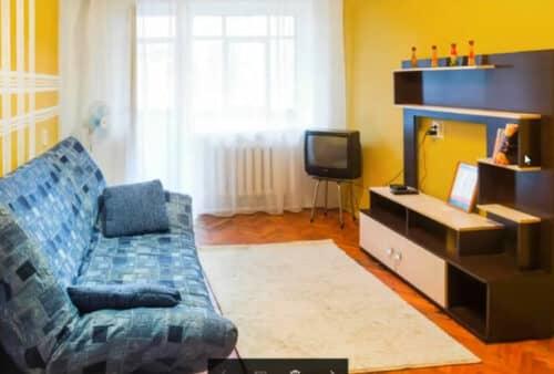Квартира эконом вариант