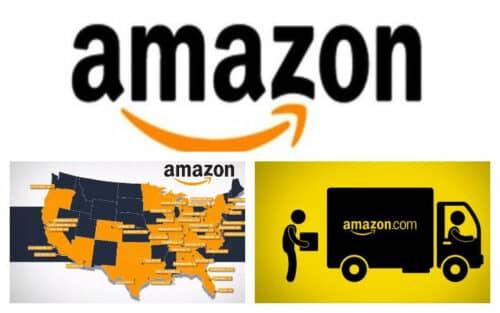 Продажи на Amazon