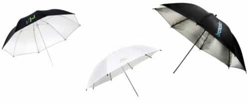 Светоформирующая насадка - зонт
