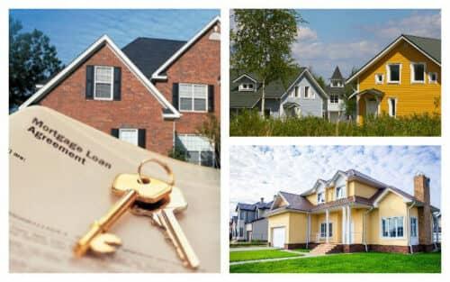 Ипотека загородная недвижимость