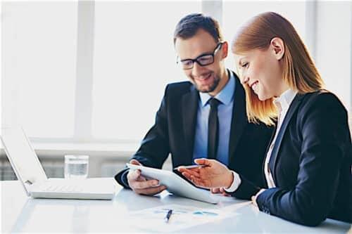 Оформить бизнес-партнерство