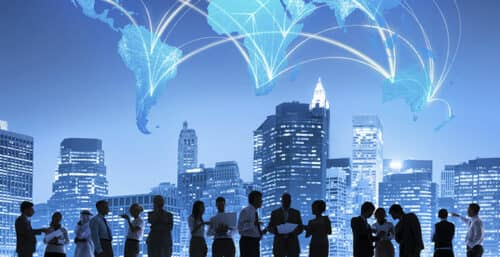 Международное бизнес-партнерство